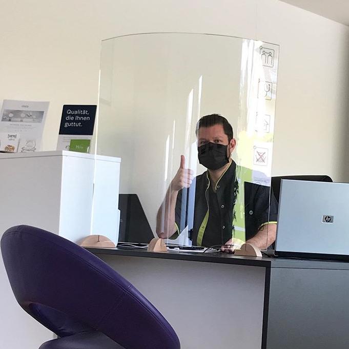 Защитные экраны и маски