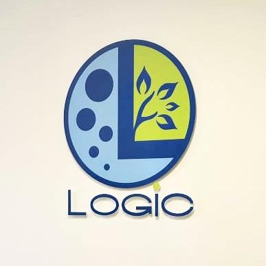 Интерьерная вывеска «Logic»